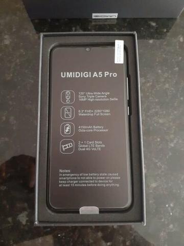 Umidigi a5 pro android 9.0 octa-core