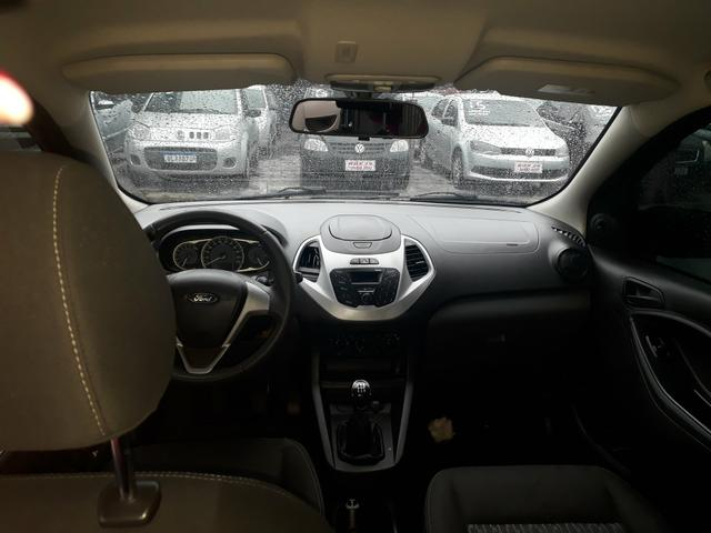 Ford ka hatch/ completo +gnv - Foto 3