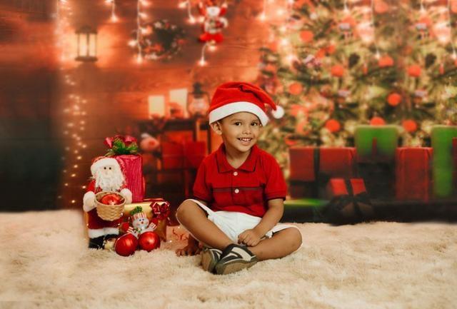 Ensaio fotográfico infantil de Natal - promoção 60$