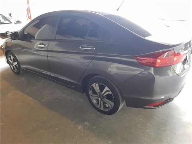 Honda City 1.5 exl 16v flex 4p automático - Foto 2