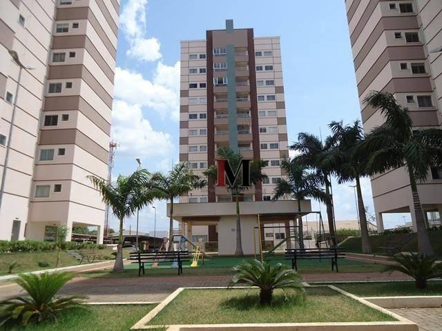 vendemos apartamento mobiliado com 2 quartos no Res Torre de Italia - Foto 6