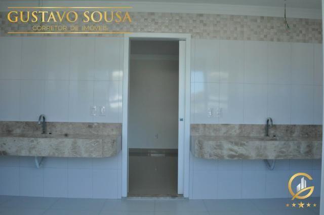 Maravilhosa Mansão no Alphaville Fortaleza com 5 Suítes e Piscina Privativa - Foto 18
