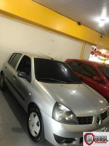 Renault Clio Hi-Flex 1.0 16V 5p - Foto 2