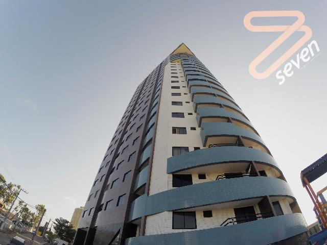Porto Tropical - Ponta Negra - 1º andar - 57m² - 2/4 sendo uma suíte -SN