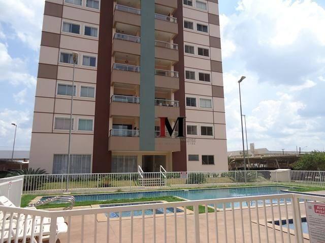 vendemos apartamento mobiliado com 2 quartos no Res Torre de Italia - Foto 5