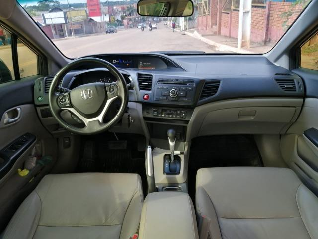 Honda Civic 2015 Completo - Muito Bonito - Foto 7