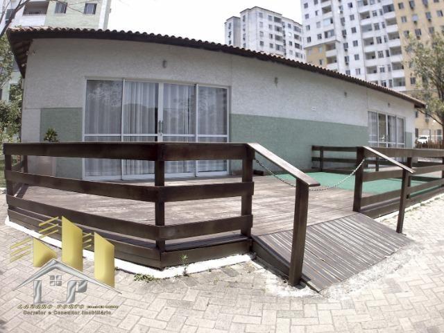 Laz- Alugo apartamento 3Q condomínio com lazer completo - Foto 13