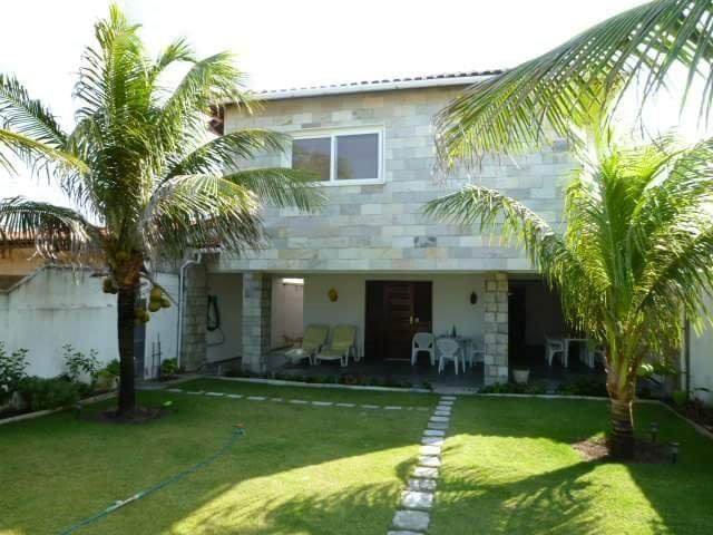 Sobrado, Genipabu, Beira Mar, 5 Quartos, Construção 335m2, Terreno 562m2, Espaço Gourmet