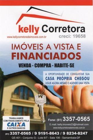 Casa no Recanto das Emas, QD 112. Act. Financiamento! - Foto 14