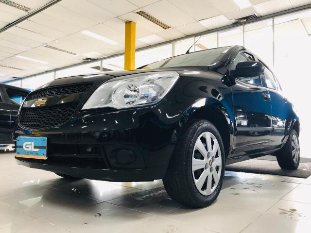 CHEVROLET AGILE 2010/2010 1.4 MPFI LT 8V FLEX 4P MANUAL - Foto 8