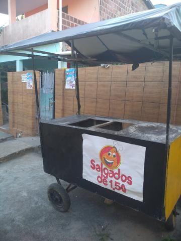 Barraca de vender salgados moro em (Gaibu) - Foto 4