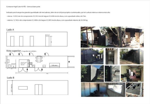 Casa Container 12 m