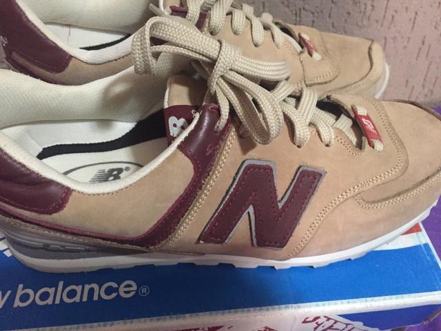 8f5e4459384 Tenis NewBalance original promoção - Roupas e calçados - Tatuapé ...
