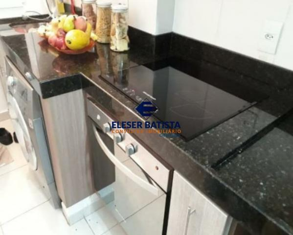 Apartamento à venda com 2 dormitórios em Villaggio manguinhos amalfi, Serra cod:AP00107 - Foto 2