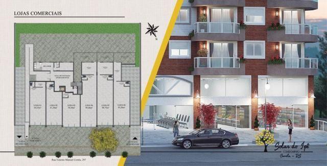 Sala à venda, 89 m² por r$ 1.180.000,00 - centro - canela/rs - Foto 3