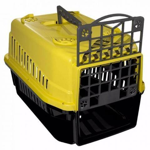 Caixa De Transporte Para Cães, Gatos e Coelhos - Foto 4