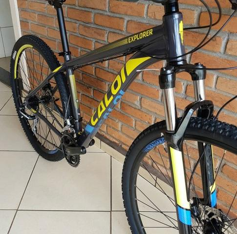c21c8f69c Bicicleta Caloi Explorer Comp 2019 Bike Aro 29 (nova) Preço Promocional