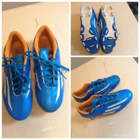 1a411c99f1df2 Chuteira Adidas (Campo) , usada 3 vezes - Roupas e calçados - São ...