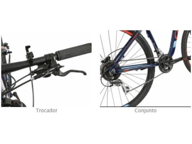 631e872a4 Bicicleta Caloi Kaiena Comp 24v   2019  bike Feminina Tam.15 (Nova ...