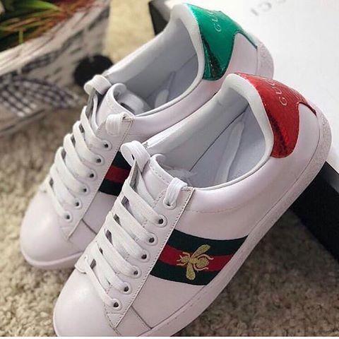 b338a3cef Tênis Estilo Gucci Ace Feminino Tarento Abelha - Roupas e calçados ...