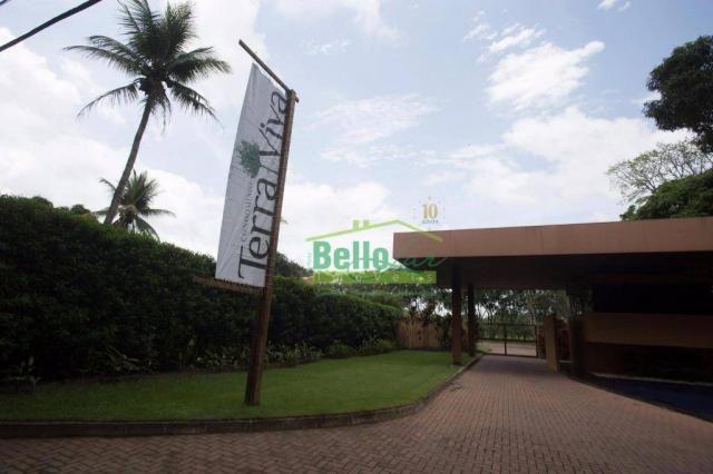 Terreno à venda, 616 m² por R$ 220.000 - Aldeia - Paudalho/PE - Foto 11