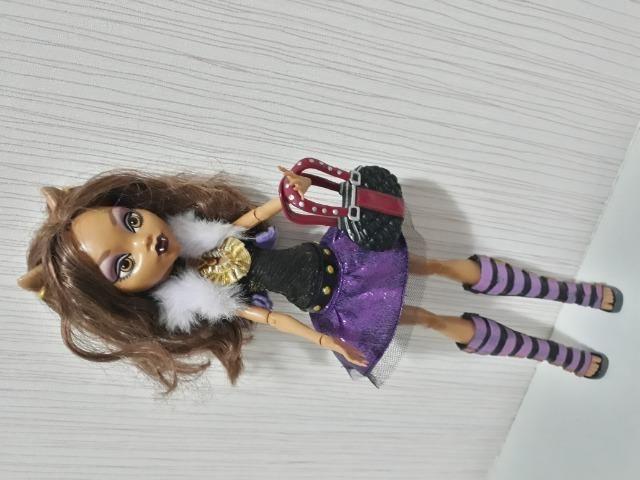 75423028b Boneca Monster High - Clawdeen Wolf - Artigos infantis - Boa Viagem ...