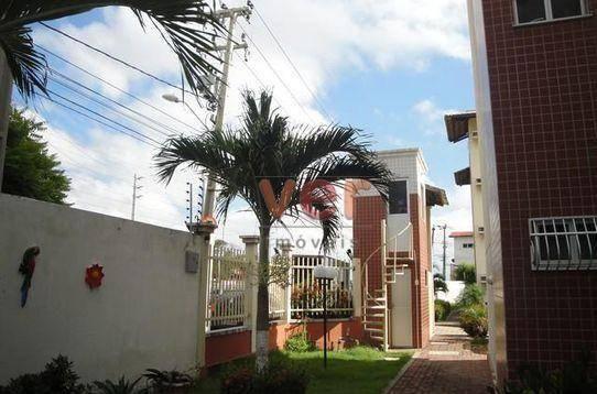 Apartamento para alugar, 62 m² por R$ 700,00/mês - Dias Macedo - Fortaleza/CE - Foto 3