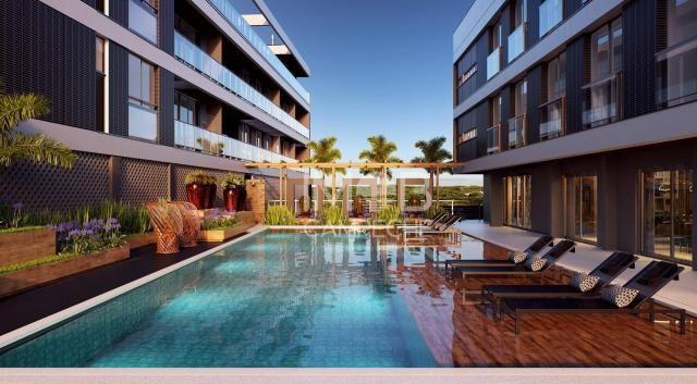 Apartamento 2 Suítes à 100 Mts da Praia do Novo Campeche - Florianópolis SC - Foto 5
