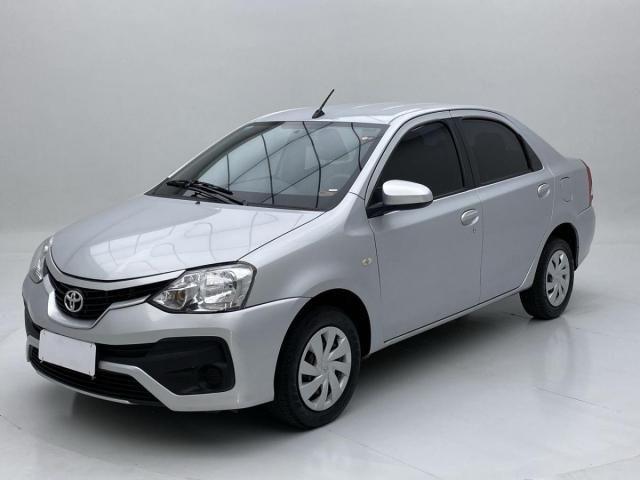 Toyota ETIOS ETIOS XS Sedan 1.5 Flex 16V 4p Aut.
