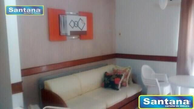 Apartamento com 1 dormitório à venda, 44 m² por R$ 100.000,00 - Do Turista - Caldas Novas/ - Foto 3