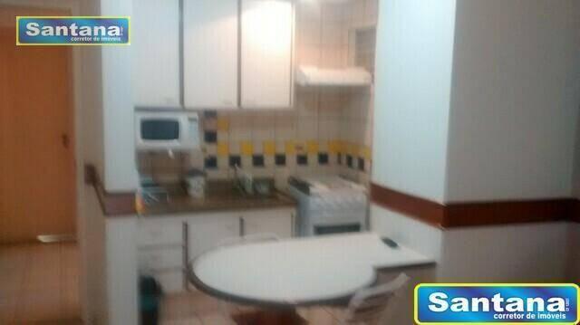Apartamento com 1 dormitório à venda, 44 m² por R$ 100.000,00 - Do Turista - Caldas Novas/ - Foto 4