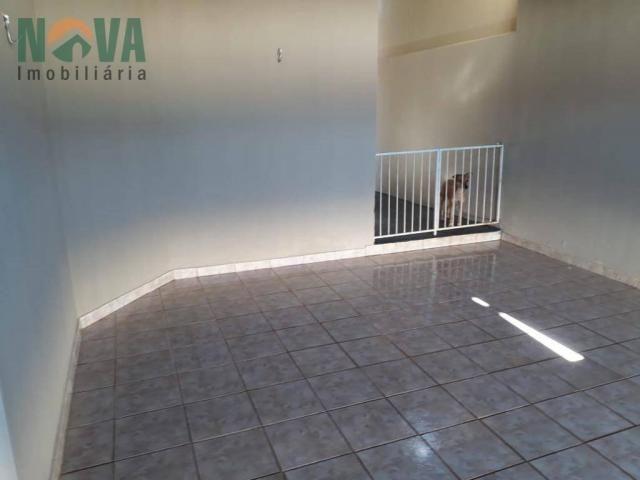Casa com 2 dormitórios à venda, 82 m² por R$ 168.000,00 - Jardim Espírito Santo - Uberaba/ - Foto 3