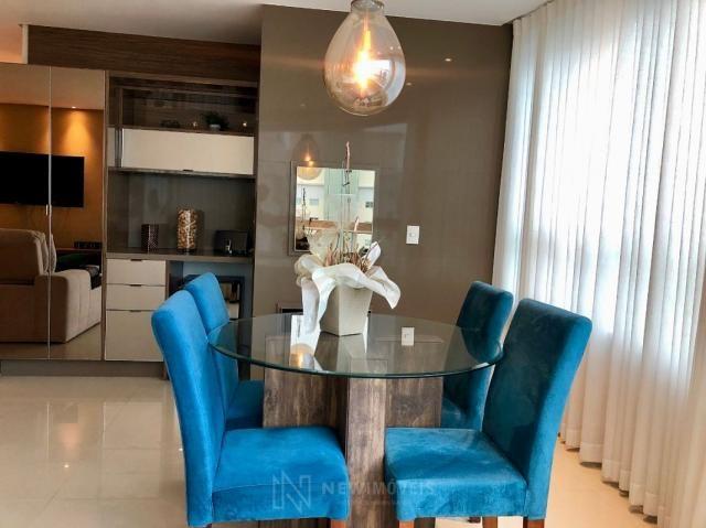 ***Apartamento Finamente Mobiliado com Vista Mar em Balneário Camboriú - Foto 7