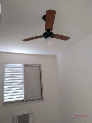 Apartamento com 2 dormitórios para alugar, 50 m² por R$ 880,00/mês - Rios di Itália - São  - Foto 9