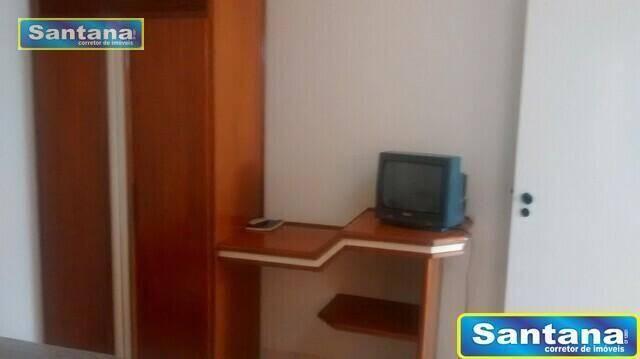 Apartamento com 1 dormitório à venda, 44 m² por R$ 100.000,00 - Do Turista - Caldas Novas/ - Foto 11