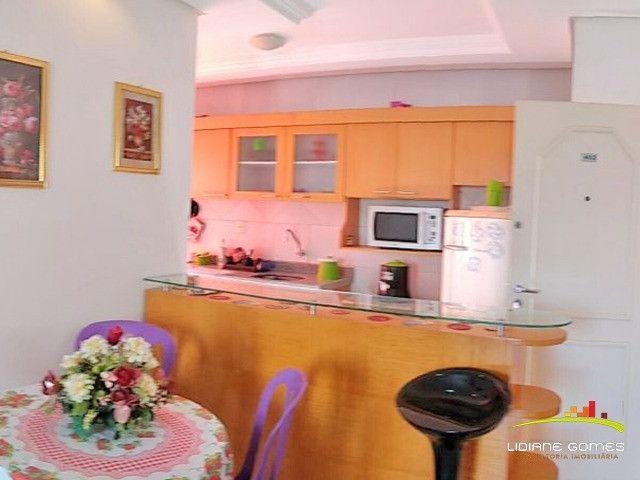 Apartamento 2 quartos, Mobiliado na Praia de Porto das Dunas - Foto 3
