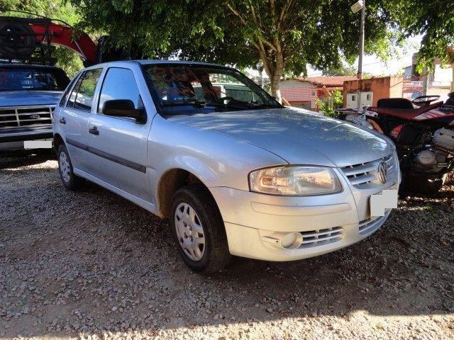 VW Gol 1.0 2011/2012 com ar condicionado - Foto 8