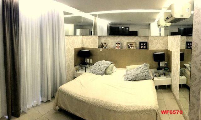 Condomínio Maison Blanc, casa duplex com 3 quartos, 4 vagas, lazer completo - Foto 8