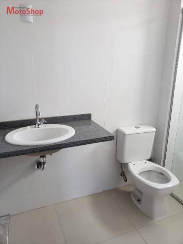 Apartamento com 2 dormitórios para alugar, 74 m² por R$ 1.000/mês - Mato Alto - Araranguá/ - Foto 9