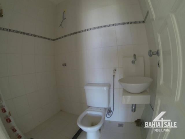 Casa com 4 dormitórios à venda por R$ 1.450.000 - Vila de Abrantes - Camaçari/BA - Foto 15