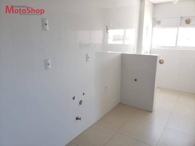 Apartamento com 2 dormitórios para alugar, 74 m² por R$ 1.000/mês - Mato Alto - Araranguá/ - Foto 4