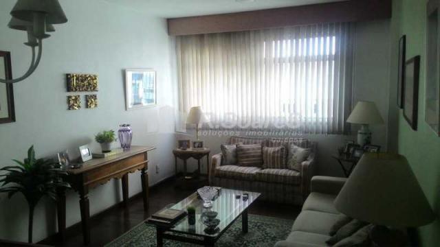 3 quartos com vaga em boa localização na Tijuca !!! - Foto 2