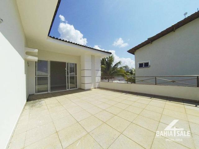 Casa com 4 dormitórios à venda por R$ 1.450.000 - Vila de Abrantes - Camaçari/BA - Foto 20