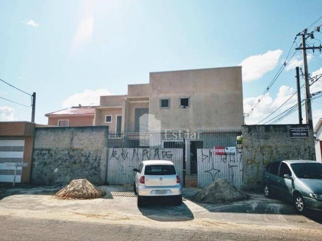 Sobrado 03 quartos e 02 vagas no Sítio Cercado, Curitiba