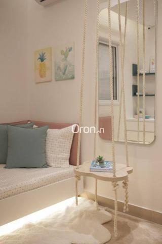 Apartamento à venda, 64 m² por R$ 301.000,00 - Setor Bueno - Goiânia/GO - Foto 8