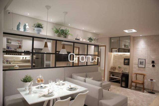 Apartamento à venda, 64 m² por R$ 301.000,00 - Setor Bueno - Goiânia/GO - Foto 4