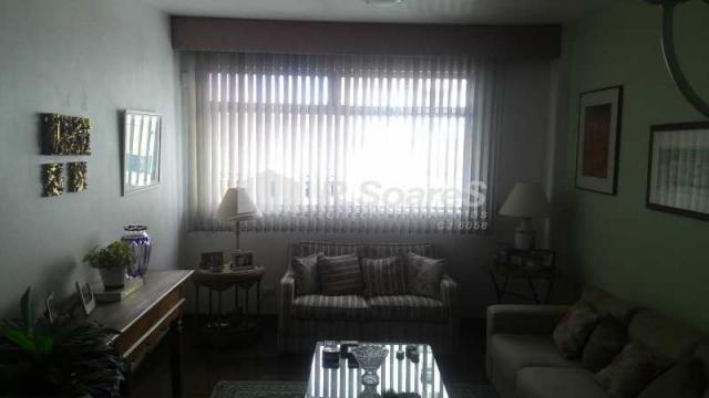 3 quartos com vaga em boa localização na Tijuca !!! - Foto 3