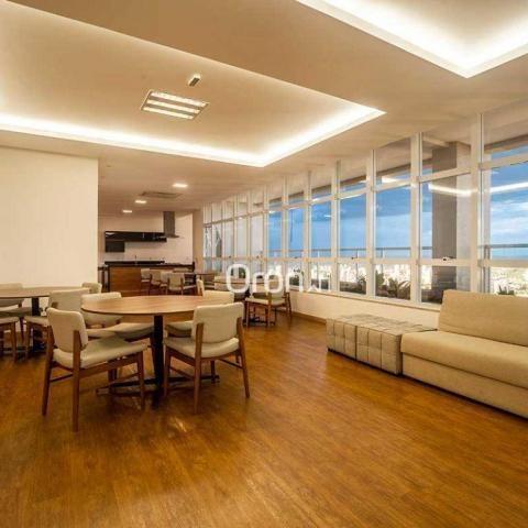 Apartamento Duplex com 2 dormitórios à venda, 145 m² por R$ 923.000,00 - Setor Oeste - Goi - Foto 4