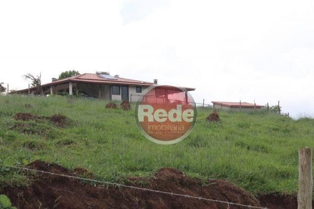 Sítio com 3 dormitórios à venda, 21000 m² por R$ 1.000.000,00 - Pouso Alto - Pouso Alto/MG - Foto 15