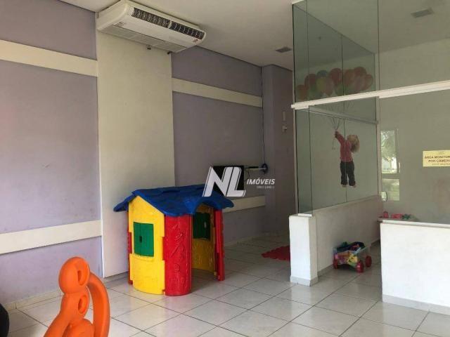 Apartamento com 3 dormitórios à venda, 75 m² no Natture Condomínio Clube - Candelária - Na - Foto 11